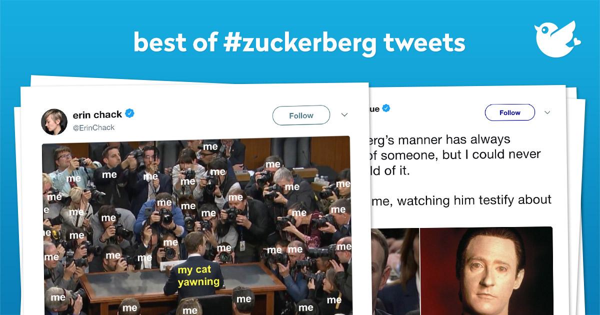best of zuckerberg tweets