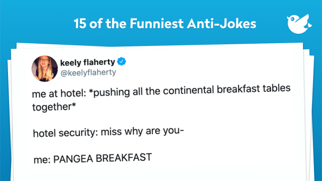 me at hotel: *pushing all the continental breakfast tables together* hotel security: miss why are you- me: PANGEA BREAKFAST