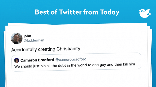 Accidentally creating Christianity
